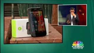 Motorola Moto G & Facebook Paper App Reviewed