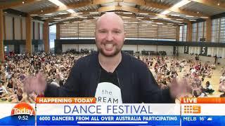 2018 Australian Dance Festival on Today Show Channel 9