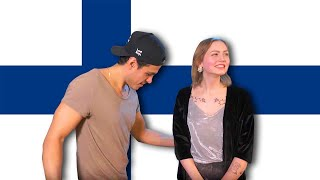 You Know You Are Dating a FINNISH Woman When...