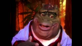 Mash up: Dinosaurs vs Notorious B.I.G.