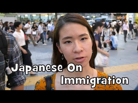 Do Japanese Want Immigrants in Japan Interview
