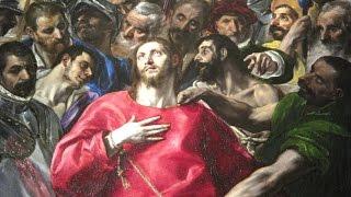 El Expolio del pintor El Greco