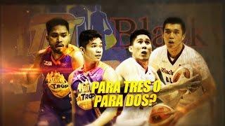 Highlights: TNT vs. Blackwater | PBA Philippine Cup 2016 - 2017