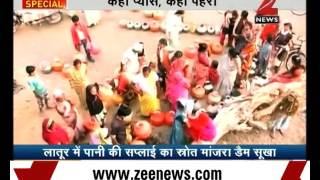 Water Scarcity in Latur