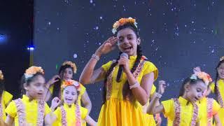 قناة اطفال ومواهب الفضائية حفل توب سنتر جازان العودة للمدارس اليوم 4