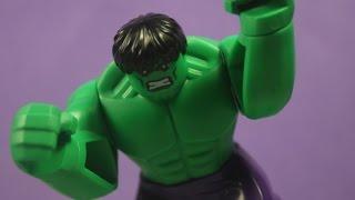 Lego The Incredible Hulk
