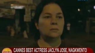 UB: Jaclyn Jose, nagkwento kung bakit kailangang panoorin ang 'Ma'Rosa'