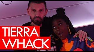 Tierra Whack on Unemployed, Philly, 2 Chainz, Atlanta, coachella - Westwood