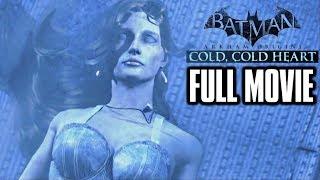 BATMAN ARKHAM ORIGINS - Cold, Cold Heart DLC Full Movie (Complete Gameplay Walkthrough)