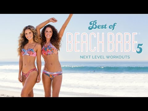 Xxx Mp4 Beach Babe Mashup Workout HIIT Booty Abs Arms 3gp Sex