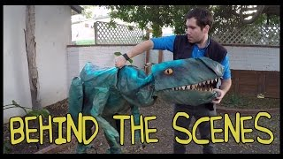 Jurassic World Trailer - Homemade Behind the Scenes
