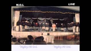 Mighty Oh Lord - Moya Waka