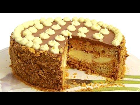 Рецепт киевского торта фото