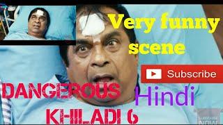 Dangerous Khiladi 6 best comedy scene _play_now_video