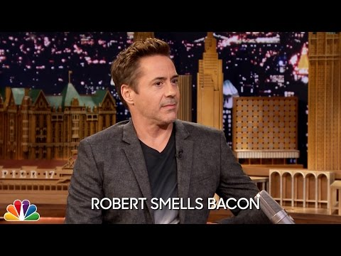 Emotional Interview with Robert Downey Jr.