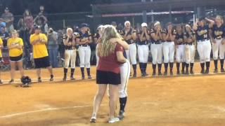 Buckhorn wins 7A softball title