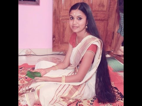 Tamil Homely girls with long hair