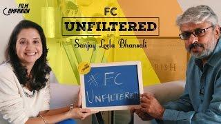 Sanjay Leela Bhansali Interview with Anupama Chopra | FC Unfiltered