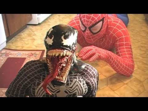 Spiderman Saves Uncle Ben From Venom
