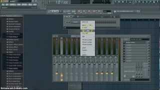 Basic Song Recording On Fl Studio's 10