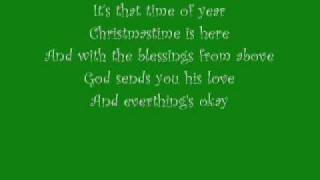 Merry Christmas, Happy Holidays - N'Sync - With Lyrics