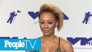 Mel B 'Doing Fine Now' Following Treatment After Eye Infection Rendered Her Blind: Source   PeopleTV