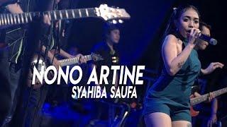 Syahiba Saufa - Nono Artine [LIVE]