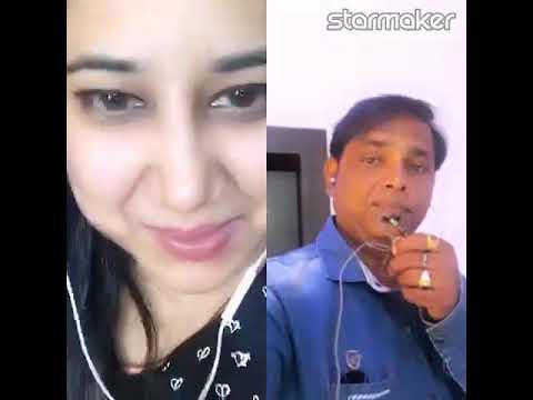Sara jamana....film kabil......singer Dev bambiwal with Payal dev