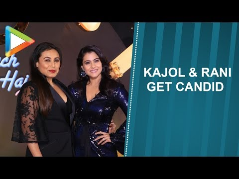 Xxx Mp4 Kajol Rani Mukerji Get CANDID About The Shoot Days Of Kuch Kuch Hota Hai 3gp Sex