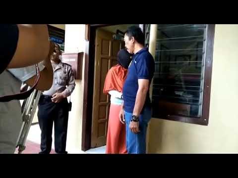 Terekam CCTV, Wanita Pelaku Pencurian Baju Di Toko Berhasil Dibekuk Polisi Polsek Kanigoro Blitar