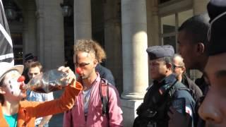 Brigade spéciale de fracturation idyllique au Conseil Constitutionel