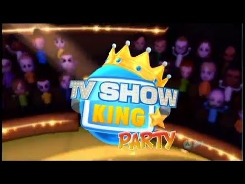 TV Show King Party - Nintendo Wii Live Stream