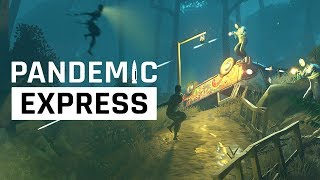 🚂 Pandemic Express - Zombie Escape