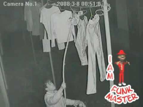 Underwear Thief