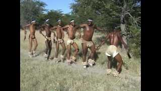 BOTSWANA MUSIC- KETLA GO NYALA RATI-mokorwana traditional, dibautu