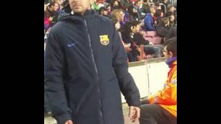 Secret to Barcelona fc success. Dynamo mind control