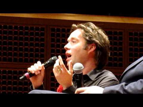 Rufus Wainwright Q&A #2 San Francisco 11-12-10