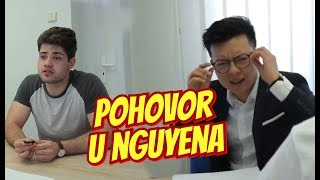 Pohovor u NGUYENA ft. Silly Toons