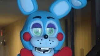 Making the Toy Animatronics