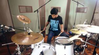 Newsboys - God's Not Dead ( Drums Cover )