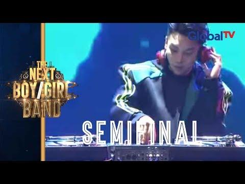Bawain Lagu Jumpshot, Malvin Ternyata Jago Nge-DJ! I The Next BoyGirl Band GlobalTV