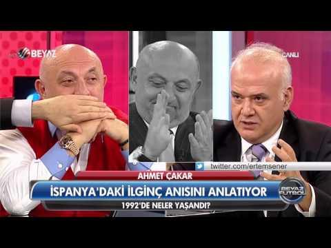 Ahmet Çakar'ın tuhaf anıları -1 (Boğa yumurtası yiyecekken...)