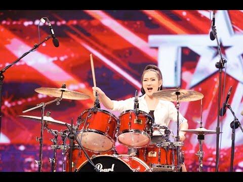 Xxx Mp4 Vietnam S Got Talent 2016 TẬP 03 Hot Girl đánh Trống Mi Ngân 3gp Sex
