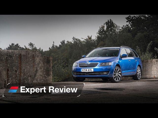 2014 Skoda Octavia estate car review