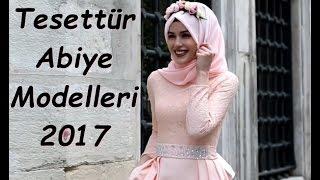 Tesettür Abiye Modelleri 2017 BERİ İstanbul Elbiseleri