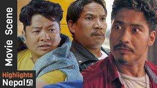 """""""श्रीमान बिदेशबाट फर्कदा श्रीमती फरार"""" Best of Actor BUDDHI TAMANG"""