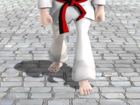 Xxx Mp4 Learning Taekwondo Basic Movements Seogi 3gp Sex