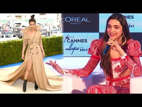 Xxx Mp4 Deepika Padukone REACTS On Priyanka Chopra S Met Gala 2017 Dress Memes 3gp Sex
