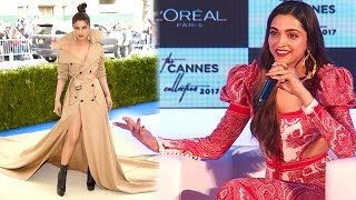 Deepika Padukone REACTS On Priyanka Chopra