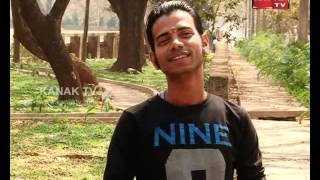 Kanak Tv Sapanara Pathe Pathe with Comedian Pragyan